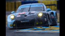 Patrick Dempsey alla 24 Ore di Le Mans 2015
