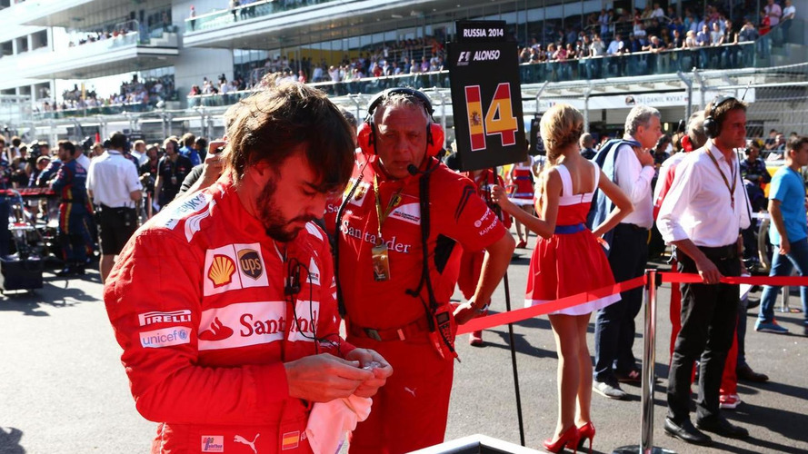 Berger advises Ferrari to 'keep Alonso'