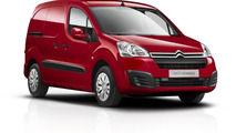 Citroen Berlingo gets a subtle facelift