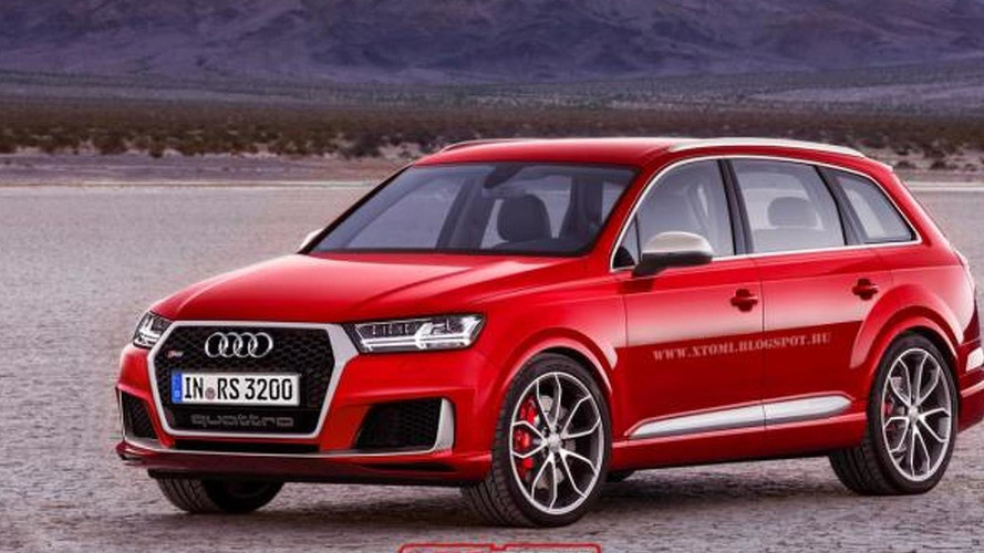 Audi says RS Q7 will happen, could get a diesel engine