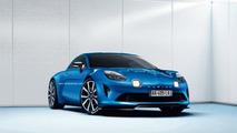 2016 Renault Alpine render