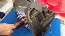 AP Racing caliper and disc for SCG 003