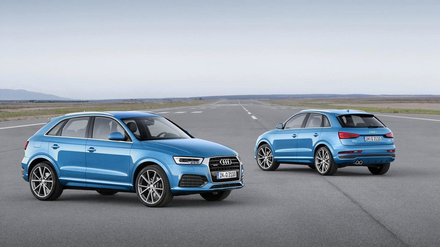 2016 Audi Q3 pricing announced