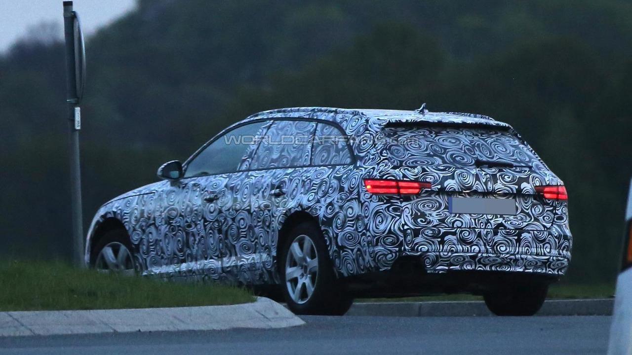 2016 Audi A4 Avant spy photo