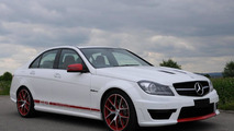 Mercedes-Benz takes retrospective look at C63 AMG Edition 507 by Performance Studio for Australia