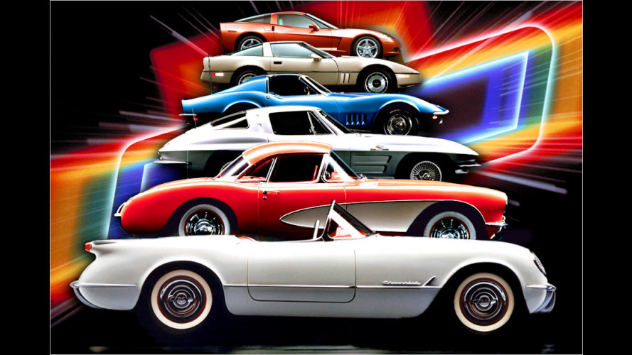 60 Jahre Corvette