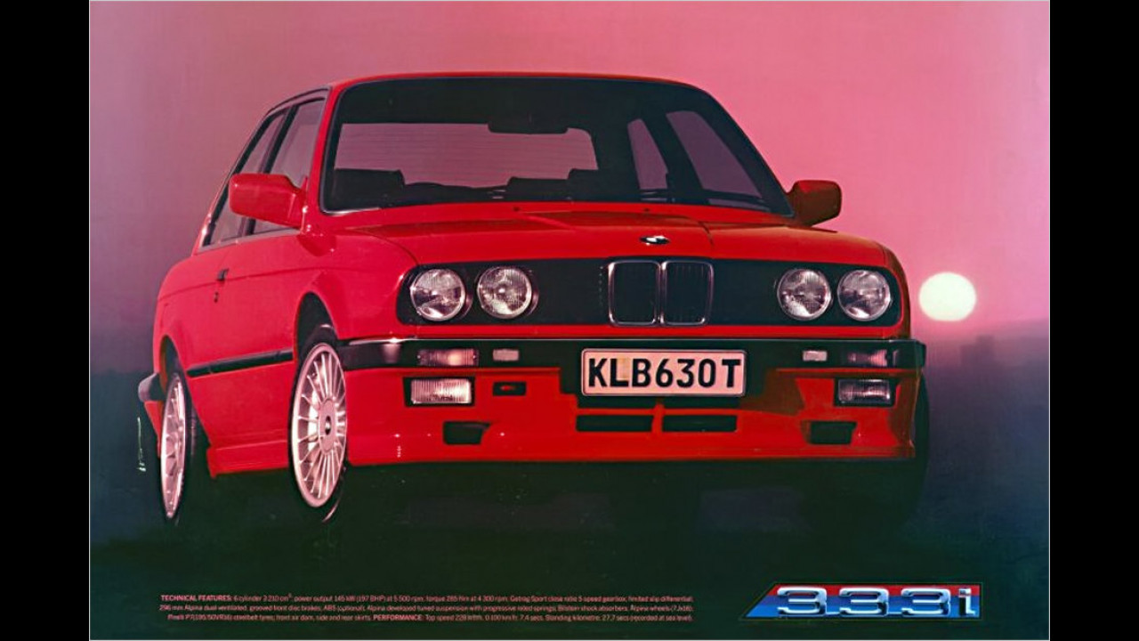 BMW 333i (1985)