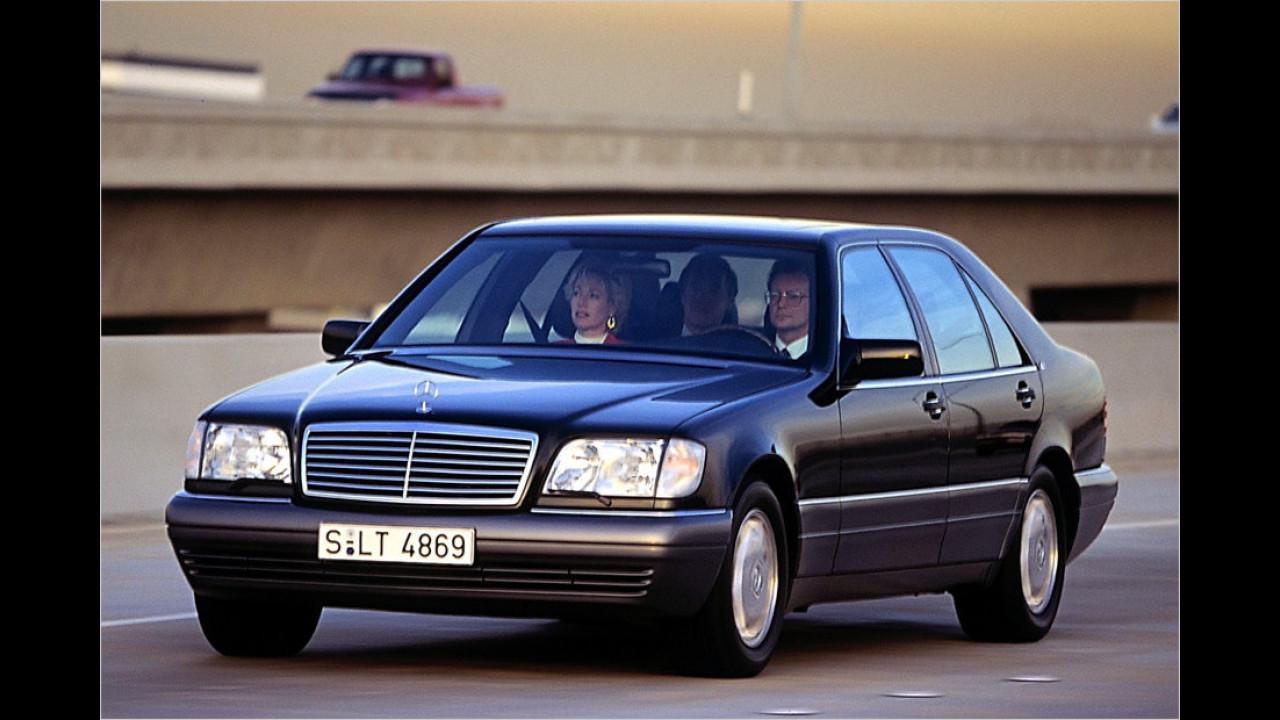 Mercedes S-Klasse (W 140) (1991)
