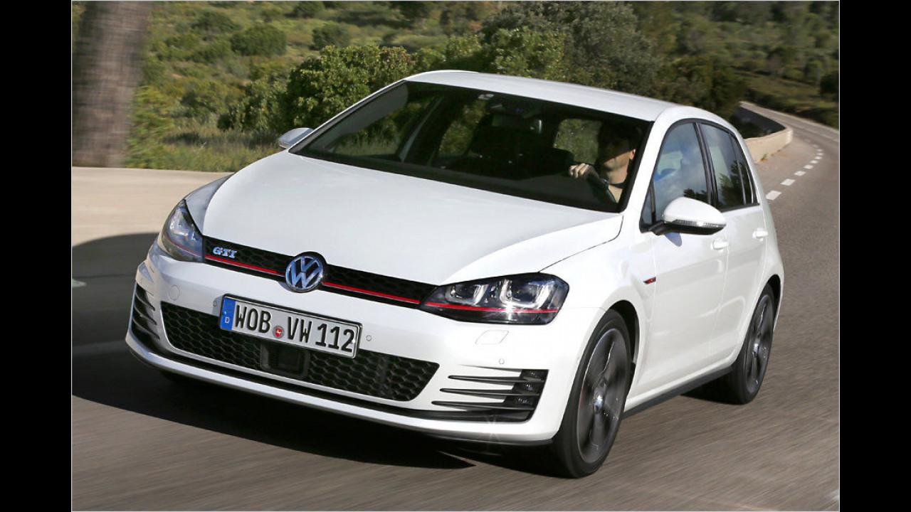 VW Golf GTI Performance: 230 PS
