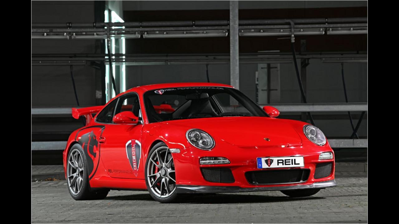MR Car Design Porsche 911 GT3