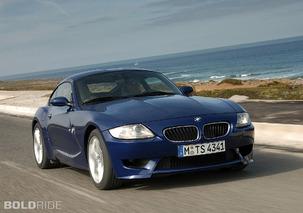 BMW Z4 M Coupe