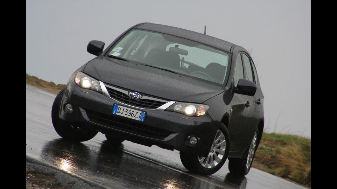 Subaru Impreza 2.0R