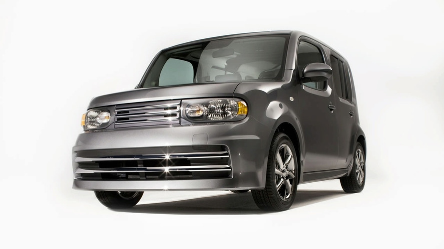 Nissan cube Krom Special Edition and cube U.S. Pricing Announced