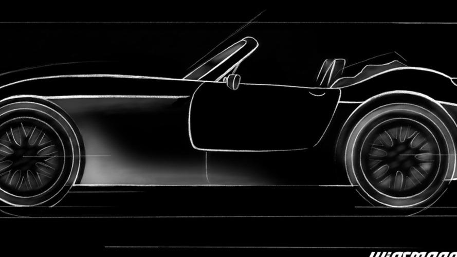 Wiesmann Roadster MF