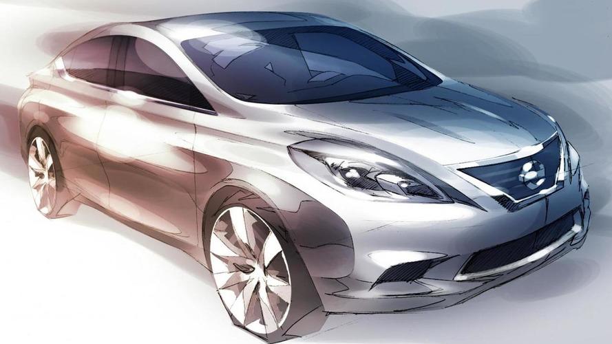 Nissan teases next-generation Versa
