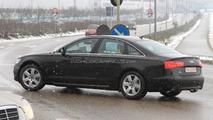 2012 Audi A6 Hybrid spied 18.02.2011