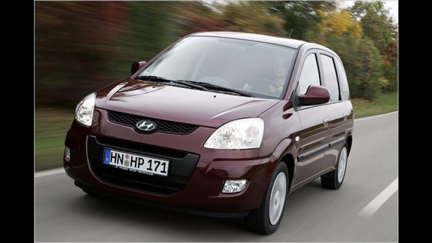 Hyundai Matrix und Sonata machen Platz für Nachfolger