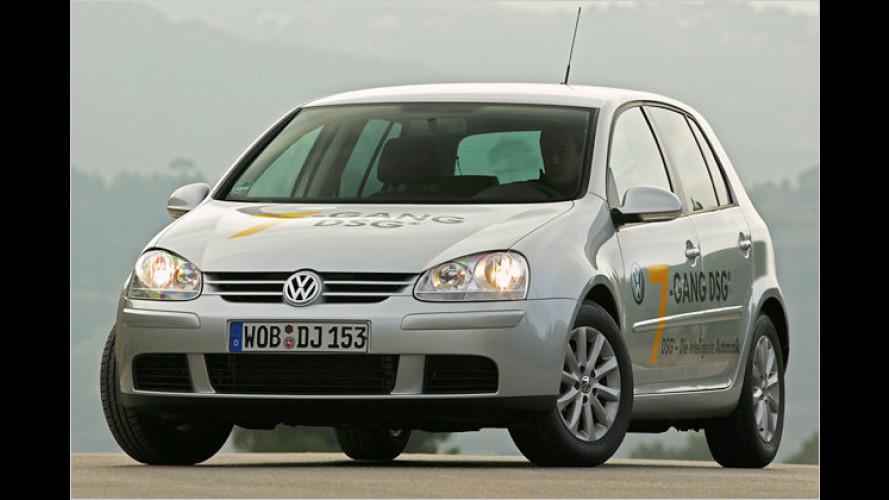 Siebengang-DSG: Die intelligente Automatik von Volkswagen