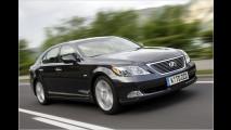 Unruhige Lexus-Motoren