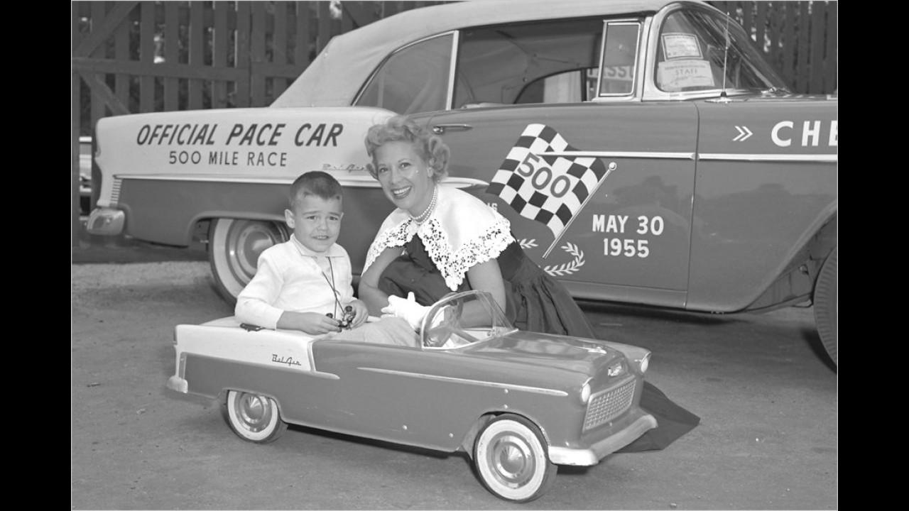 Bel Air Convertible Pace Car (1955)