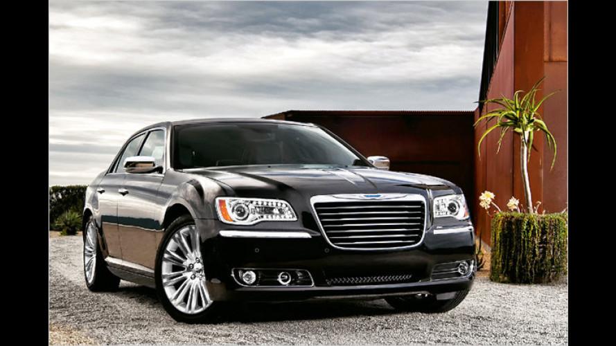 Chrysler 300: US-Luxusliner sticht wieder in See