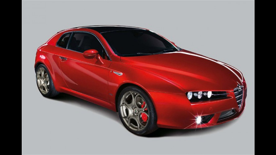 Weltpremiere in Paris: Der neue Alfa Romeo Brera ti