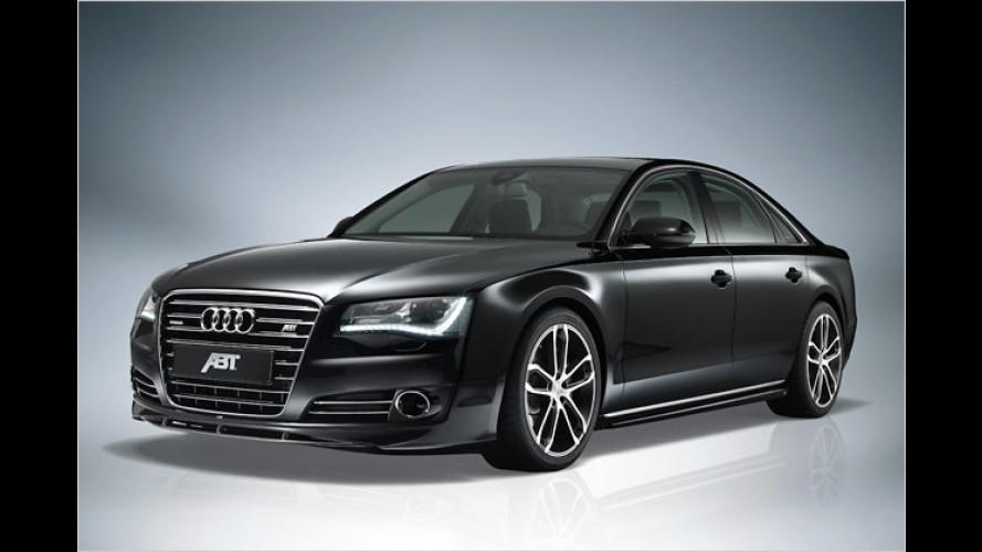 Premium mit Power: Abt veredelt den neuen Audi A8