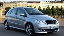 Mercedes-Benz CST in Helsinki Finland