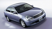 New Nissan Bluebird Sylphy Sedan