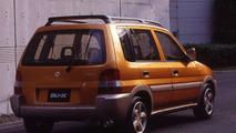 1995 Mazda BUX
