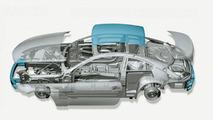 BMW M6 light weight body parts