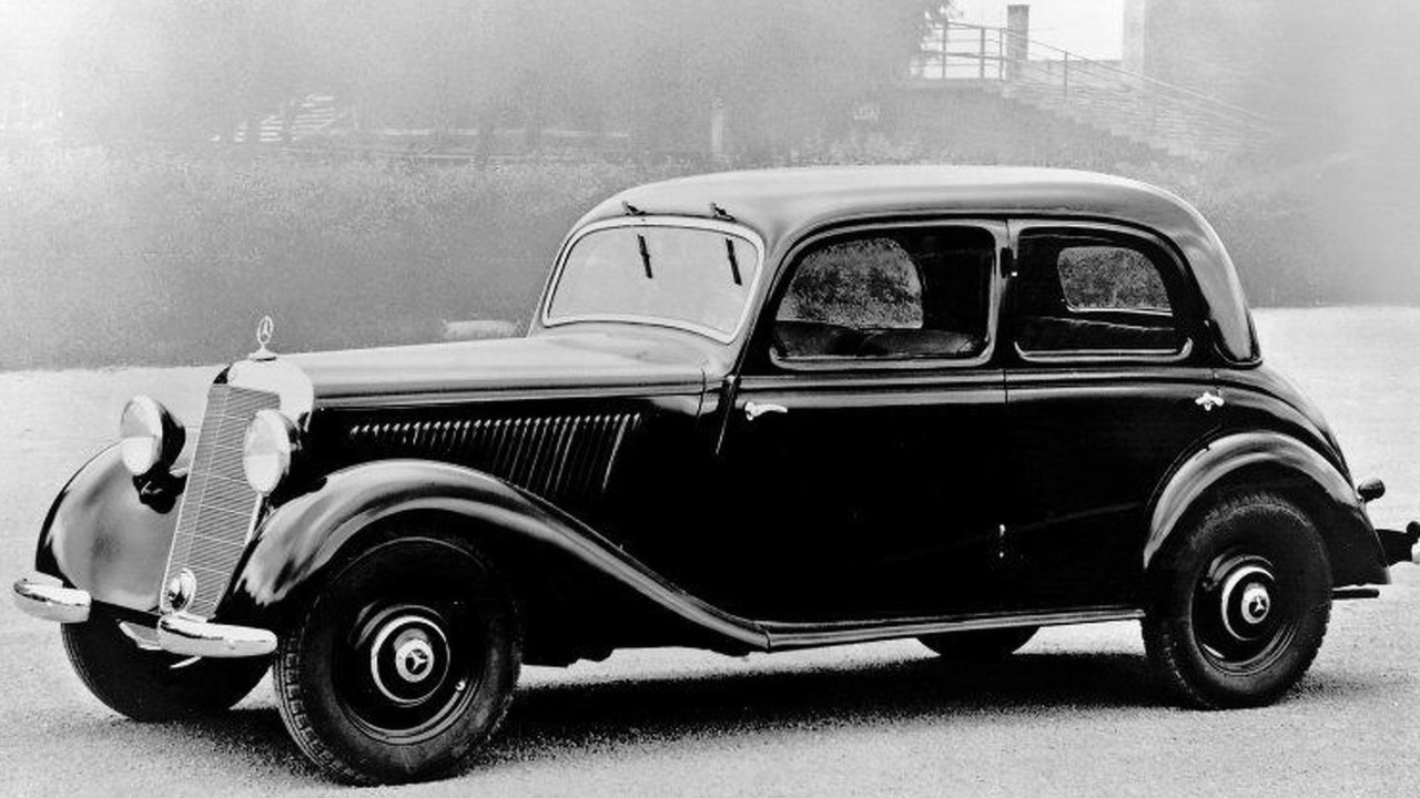 Mercedes-Benz 170 D (W 136 I D series) from1949