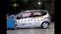 Crash Test Honda Jazz