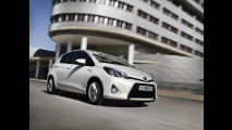 Toyota Yaris Hybrid  - TEST