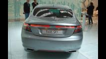Saab 9-5 al Salone di Francoforte 2009