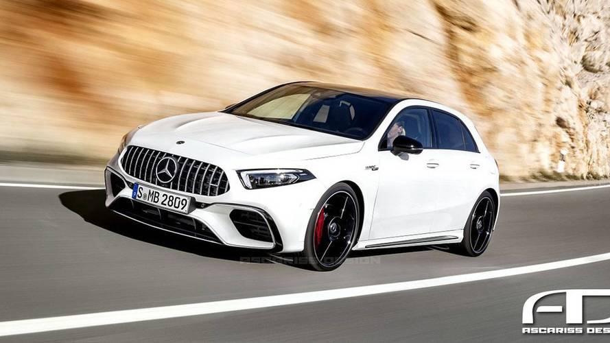 Mercedes-AMG A 45 4MATIC 2018: todo lo que sabemos de él