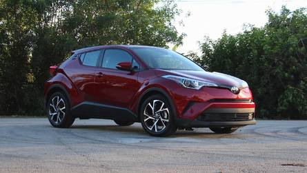 2018 Toyota C-HR Review: Fun And Funky, But Flawed