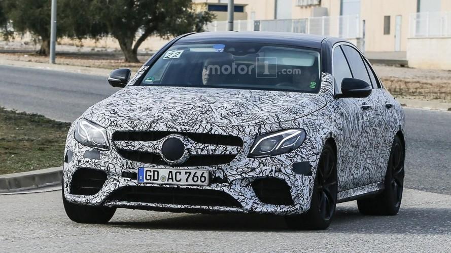 Mercedes-AMG - Un mode drift pour la future E 63