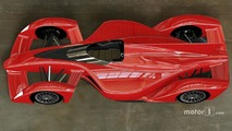 Dome submits Formula E chassis tender