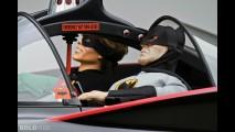 Chevrolet Batmobile Recreation and Yamaha Batcycle