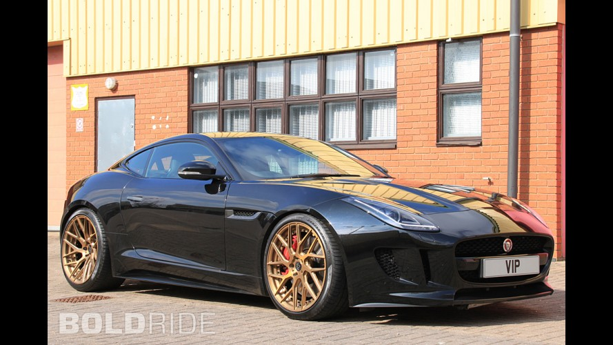 VIP Design Jaguar F-Type Project Predator