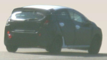 New Ford Fiesta Spy Photos with Rendering