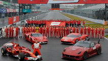 Ferrari 599XX Evolution, Ferrari Racing Days, Suzuka 18.03.2012