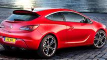 Vauxhall Astra GTC BiTurbo