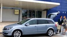 Opel Kundentag zum Start des neuen Astra Caravan
