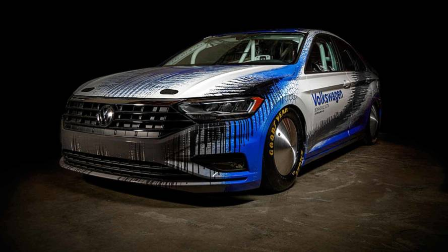 VW, Bonneville Jetta ile yüksek hız rekorunu kırmaya çalışacak