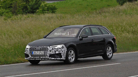 Tazelenen Audi A4 yeni burnunu gösterdi