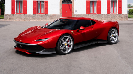 Ferrari SP38 2018: un ejemplar único, inspirado en el F40