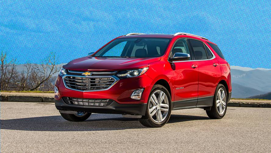 10 Most Fuel-Efficient Crossovers And SUVs Of 2018