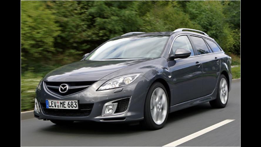 Weight Watchers: Mazda mit neuer Technik für die Zukunft